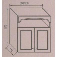 Верх 80 Валенсия - Свит Мебели