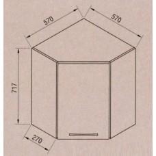Верх 57*57 Адель - Свит Мебели