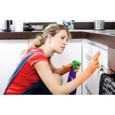 Как правильно ухаживать за глянцевыми кухонными фасадами?