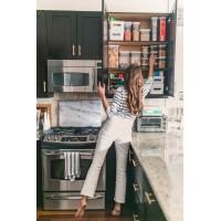 Как спланировать внутреннее пространство кухонных шкафов