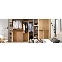Встроенный шкаф-купе почему лучше заказать индивидуальный проект