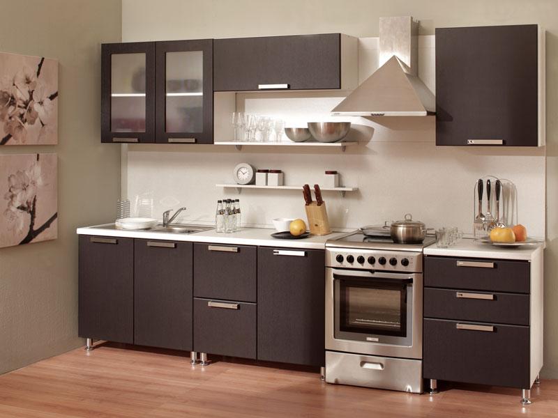 Готовая кухня из ДСП